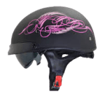 Vega Helmets Unisex Adult Clear Drop Down Shield