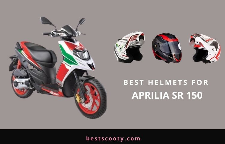 Best Helmet for Aprilia SR 150