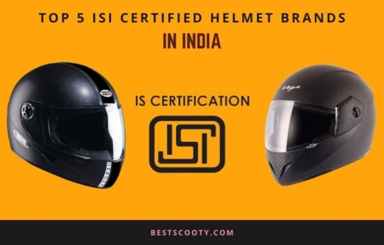 ISI certified helmet brands in india
