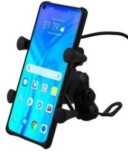 Auto Snap Universal Bike Cell Phone Spider Multi Functional Mobile Holder