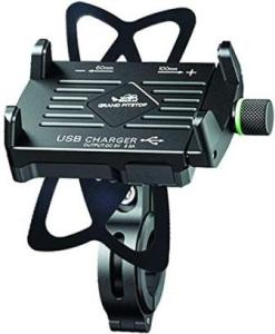 GRANDPITSTOP Claw Grip Mobile Holder with Charger