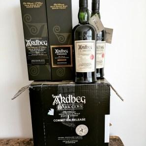 Best Scotch: Ardbeg collection