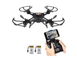 Potensic Wifi Quadcopter drone with camera