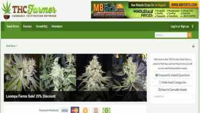 Photo of THC Farmer Seed Bank Review