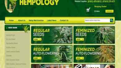 Photo of Hempology Seed Bank Review