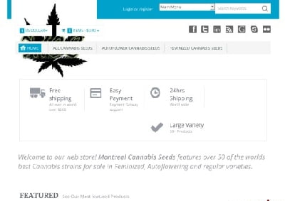 Photo of Montreal Cannabis Seeds Review