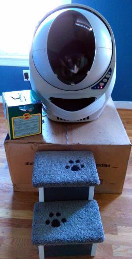 MUST READ -- Litter Robot III Automatic Litter Box Review