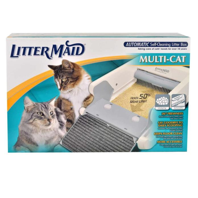littermaid multi cat review