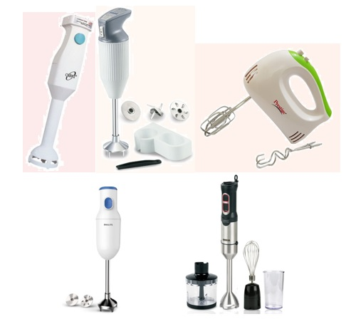 Top 5 best selling hand blender to buy from online in India