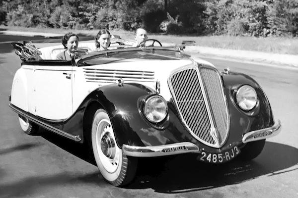 Renault Vivastella France 1929