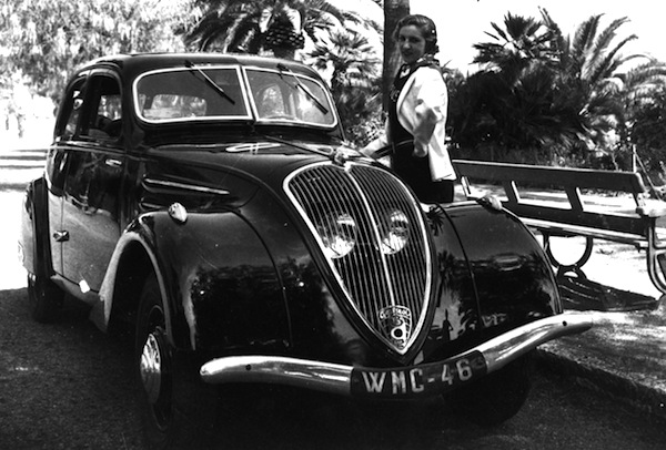 Peugeot 302 France 1936