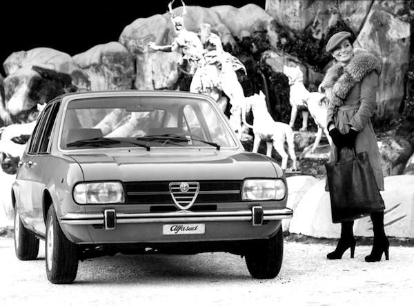 Alfa Romeo Alfasud L Italy 1977