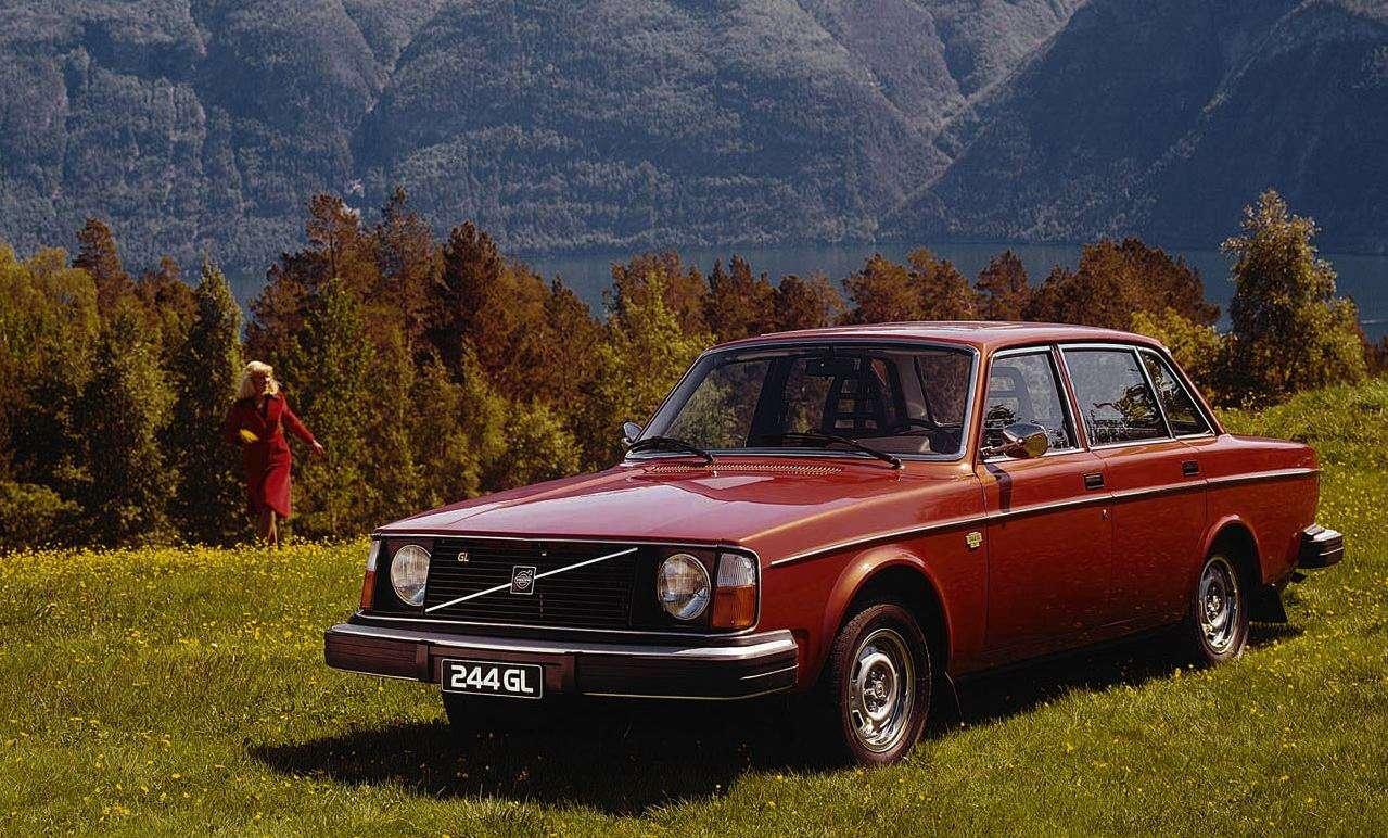 sweden 1976 1977 volvo 240 most popular best selling cars blog. Black Bedroom Furniture Sets. Home Design Ideas