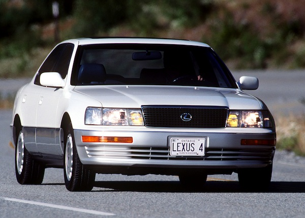 1990 Acura Legend >> USA 1989: Honda Accord first foreign model to lead ...