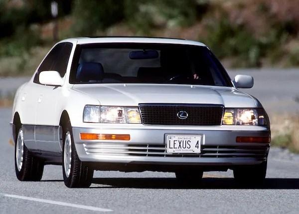 Lexus LS400 US 1989