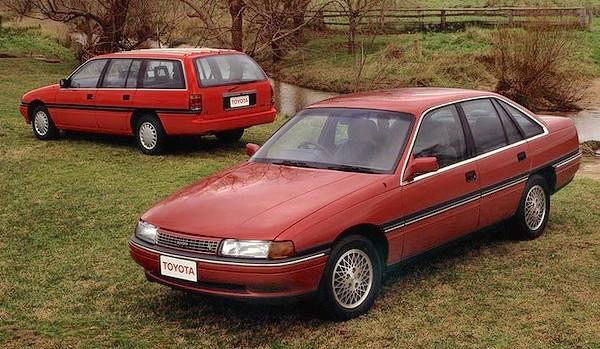 Toyota Lexcen Australia 1989