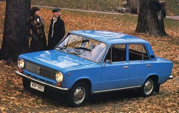 Lada 2101 Bulgaria 1980