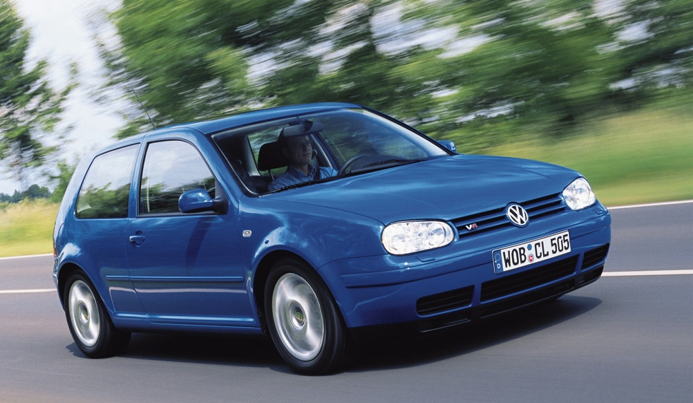 Norway 1998 2000 Vw Golf In Command Best Selling Cars Blog