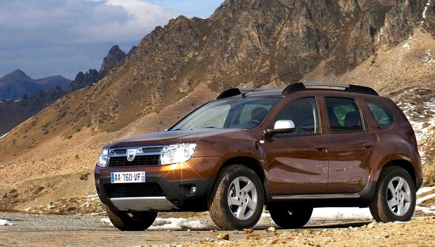 france 12 18 april 2011 dacia duster 2 best selling cars blog. Black Bedroom Furniture Sets. Home Design Ideas