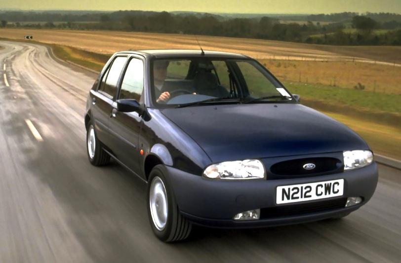 uk 1998 ford fiesta leads escort leaves focus arrives best selling cars blog. Black Bedroom Furniture Sets. Home Design Ideas