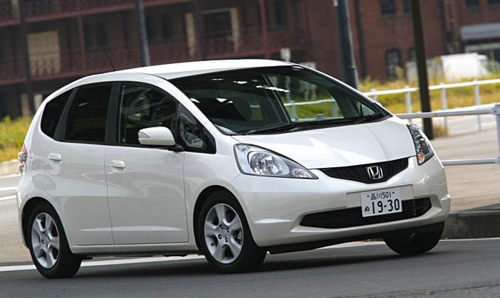 Japan 2008: Honda Fit crowned - Best Selling Cars Blog