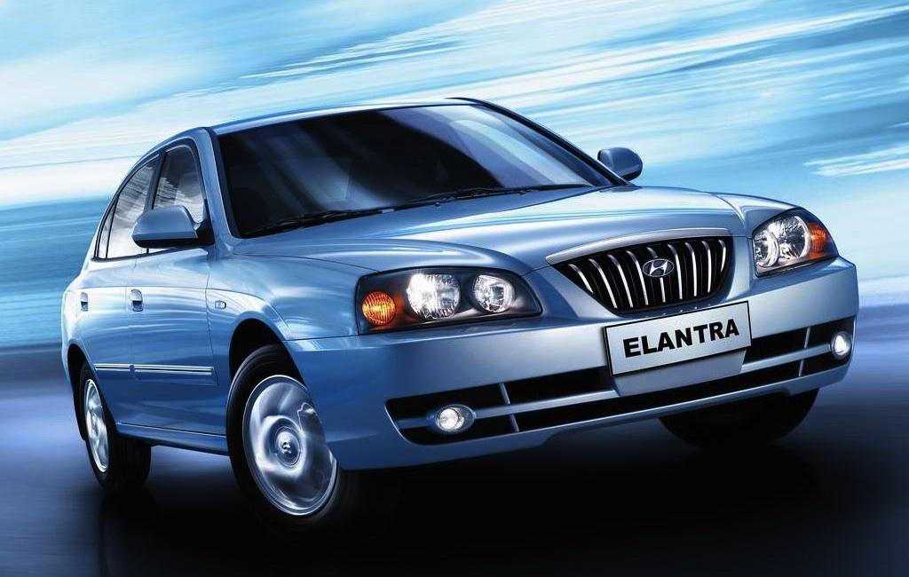 China 2004: VW Jetta and Santana on top, Hyundai Elantra ...