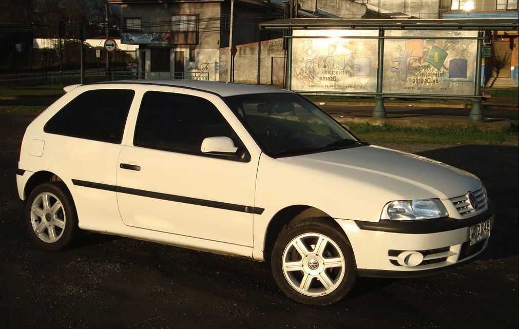 Brazil 2003 Vw Gol Chevy Corsa Amp Fiat Palio On Podium