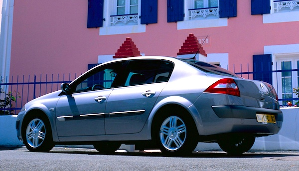 Spain 2004  First Win For The Renault Megane In Record Market  U2013 Best Selling Cars Blog