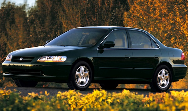 Usa 2001 Ford F Series Breaks Record Honda Accord Best