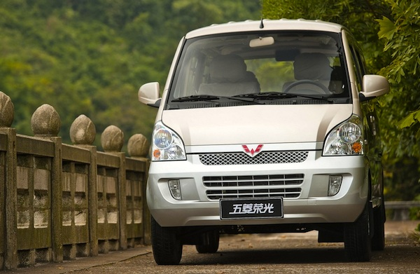 Wuling Rongguang World 2013