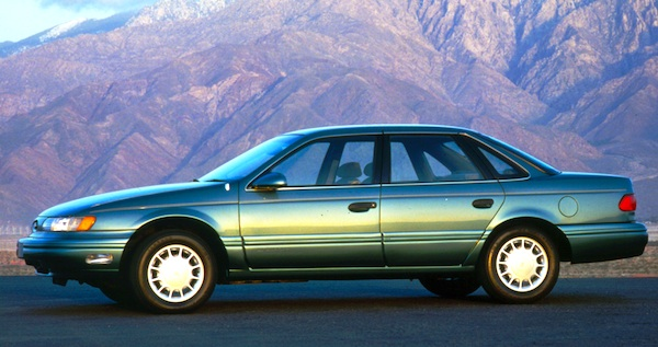 1992 Ford Taurus >> Usa 1992 Ford Taurus Leads Passenger Cars For First Time