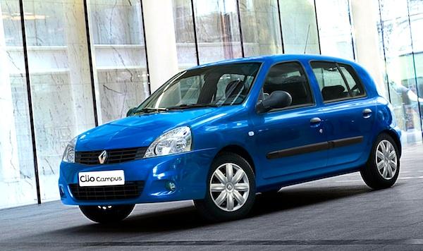 Renault Clio Slovenia