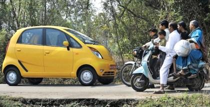 Tata Nano India. Picture courtesy of caranddriver