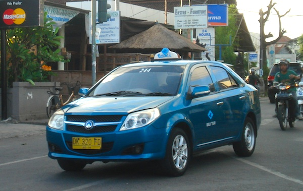 Geely MK2 Indonesia April 2012