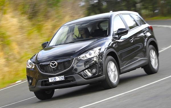 Mazda CX-5 AustraliaJuly 2014. Picture courtesy of caradvice.com.au