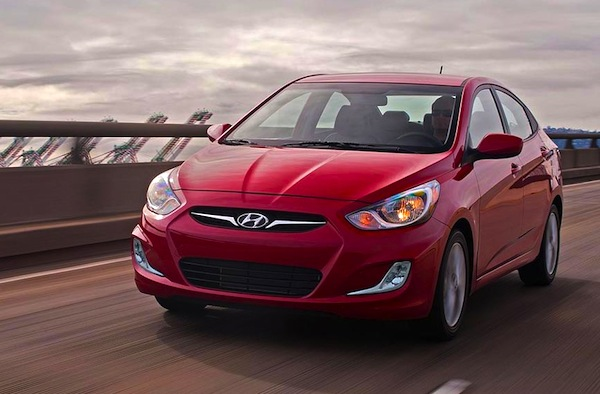 Hyundai Accent Chile 2015