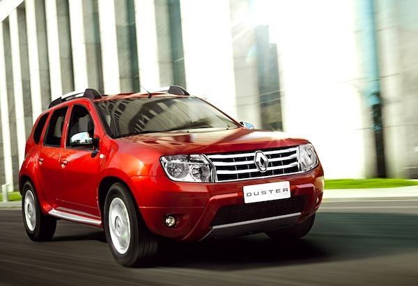 Colombia 6 Months 2012 Hyundai City And Renault Duster Shine Best