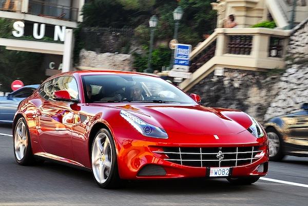 Ferrari FF France 2012