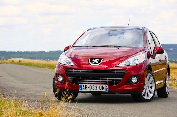 Peugeot 207 World 2012