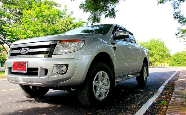 Ford Ranger Myanmar 2014
