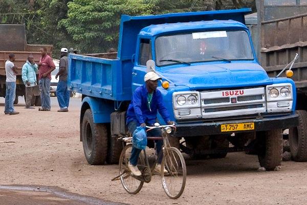 Kenya May 2012: Isuzu Pick-up dominates models ranking – Best