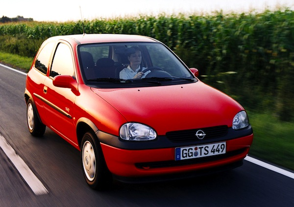 portugal 1997 opel corsa reclaims pole position fiat marea 17 best selling cars blog. Black Bedroom Furniture Sets. Home Design Ideas