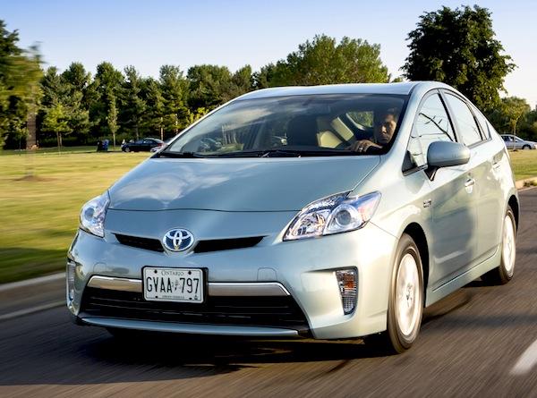Toyota Prius World 2012