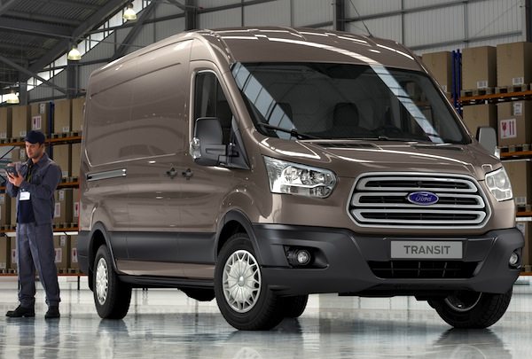 Ford Transit Turkey 2013