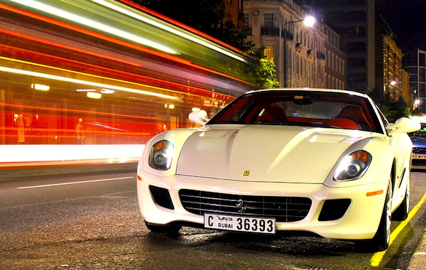 Ferrari 599 GTBi. Picture courtesy of Ed Callow via Flickr