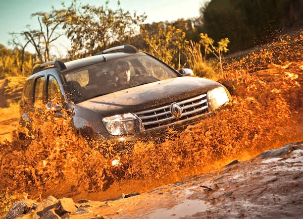 Renault Duster India 2013