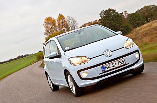 VW Up! Netherlands 2013