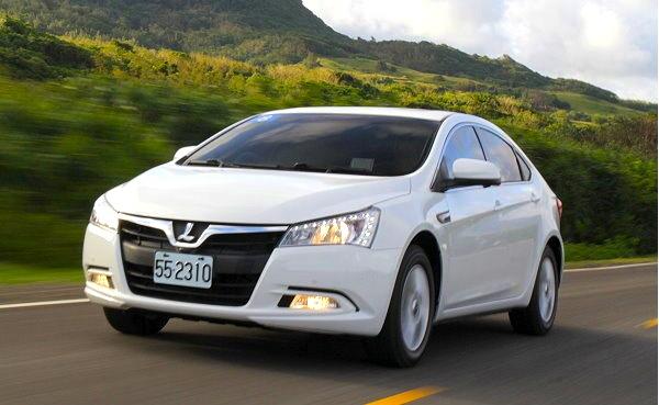 Luxgen5 Sedan Taiwan January 2013