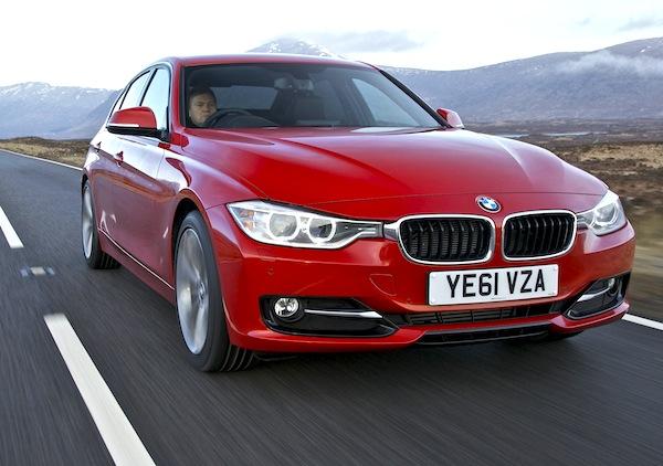 BMW 3 Series World 2012