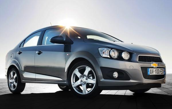 Chevrolet Aveo Moldova 2012
